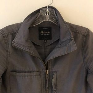 Madewell fleet jacket perfect condition size XS